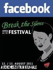 Break the silence - Facebook